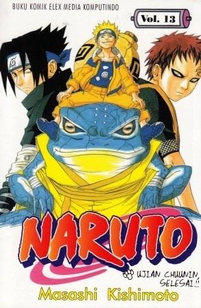 Naruto Vol. 13: Ujian Chuunin, Selesai...!!  by  Masashi Kishimoto