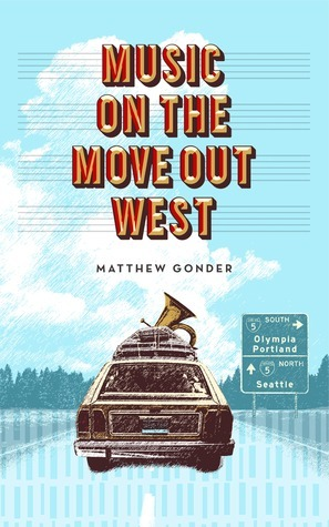 Music On The Move Out West  by  Matthew Gonder