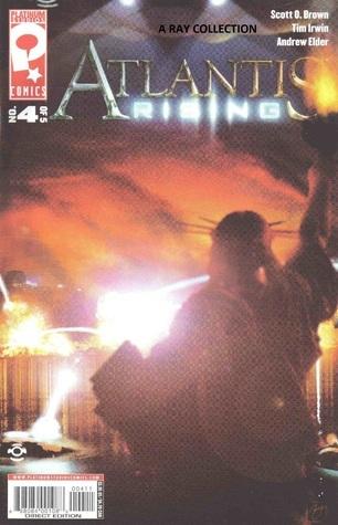 Atlantis Rising 4 of 5  by  Scott O. Brown