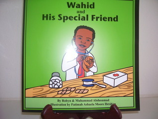 Wahid and His Special Friend Robyn Abdusamad