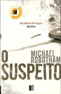 O Suspeito Michael Robotham