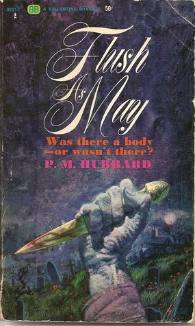 Flush as May  by  P.M. Hubbard
