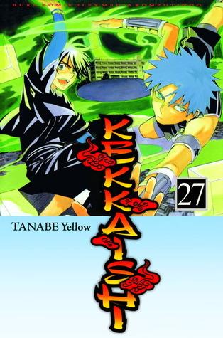 Kekkaishi Vol. 27  by  Yellow Tanabe
