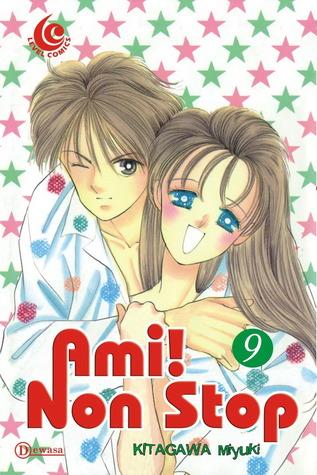 LC: Ami Non Stop 09 (Ami Non Stop, # 9) KITAGAWA Miyuki