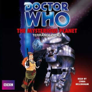 Doctor Who #127: The Mysterious Planet Terrance Dicks