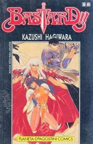 Bastard!! 10  by  Kazushi Hagiwara