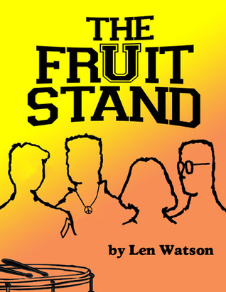The Fruit Stand  by  Len Watson