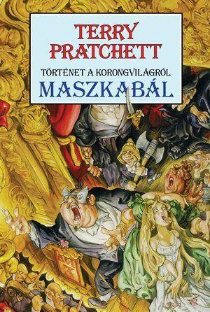 Maszkabál  by  Terry Pratchett
