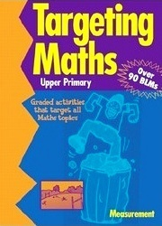 Targeting Maths Upper Primary: Measurement  by  Gloria Harris