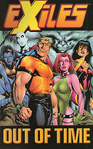 Exiles, Volume 3: Out of Time Judd Winick