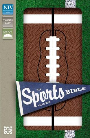 Sports Collection Bible, NIV -- Football Zondervan Publishing