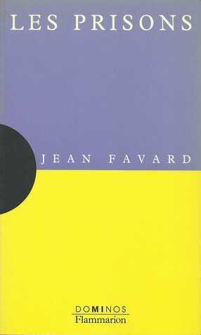 Les prisons Jean Favard