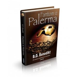 The Phantom of Palermo  by  B.D. Benedikt