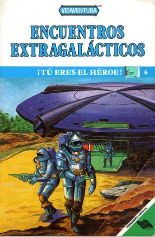 Encuentros extragalácticos  by  Hector Campillo Cuautli