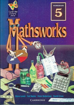 Mathsworks: Year 5 Workbook  by  Steve Lewis