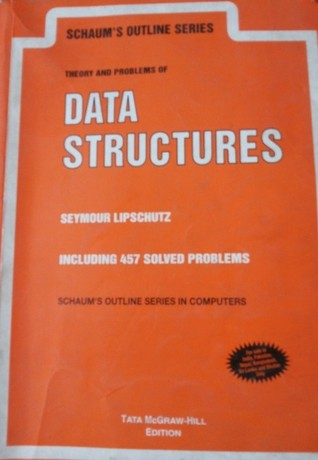 Data Structure  by  Seymour Lipschutz