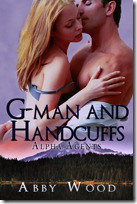 G-Man and Handcuffs Abby Wood