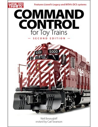 Command Control for Toy Trains, Second Edition Neal Besougloff