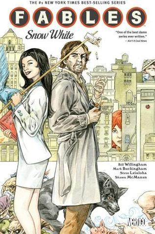 Fables, Vol. 19: Snow White  by  Bill Willingham