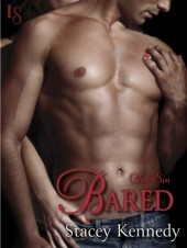 Bared (Club Sin, #2)  by  Stacey Kennedy