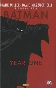 Batman, Year One  by  Frank Miller