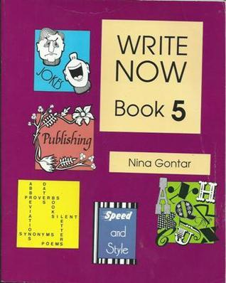 Write Now: Year 5 Nina Gontar