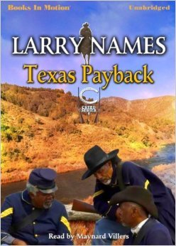 Texas Payback (Creed #2) Larry Names