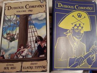 Dubious Company Volume 1 Ben Hsu