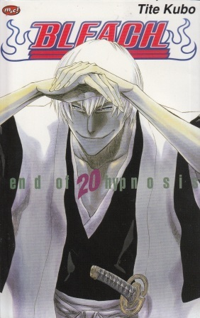 Bleach Vol. 20: End of Hypnosis  by  Tite Kubo
