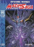 MazinSaga n. 5 Go Nagai