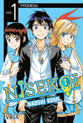 Nisekoi, Vol. 1: Promesa Naoshi Komi