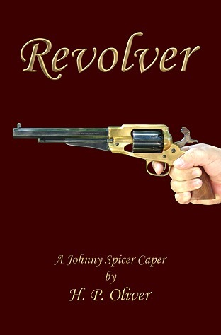 Revolver H.P. Oliver