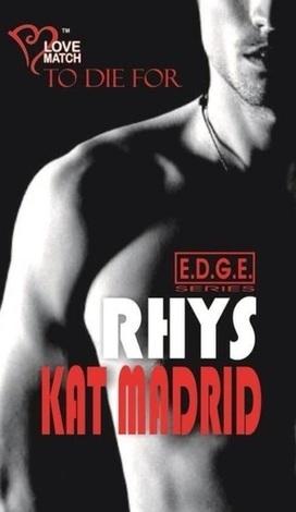Rhys (EDGE Series, #2)  by  Kat Madrid