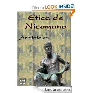 Etica de Nicomano  by  Aristotle