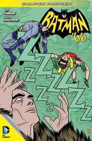 Batman 66 #13 Jeff Parker