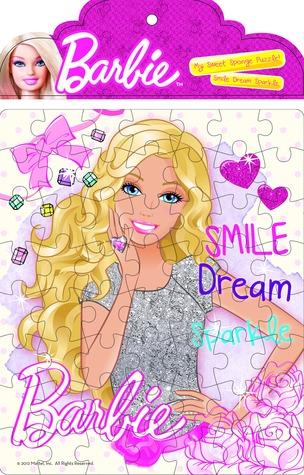 Barbie My Sweet Sponge Puzzle - SPBB07 (SPBB07)  by  Mattel East Asia Limited