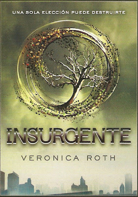 Insurgente (Divergent, #2)  by  Veronica Roth