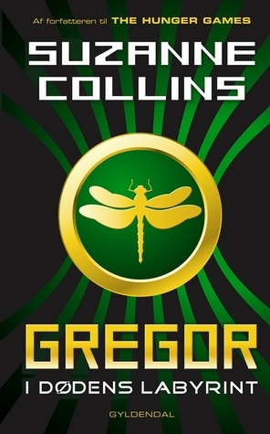 Gregor i dødens labyrint (Underland Chronicles, #2)  by  Suzanne Collins