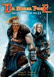 De Skjulte Porte (Sølvklinge Sagaen #2)  by  Thor V. Tidemand