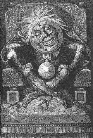 Master Zacharius  by  Jules Verne