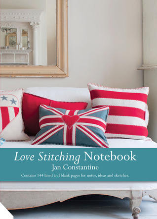 Love Stitching Notebook - Flags  by  Jan Constantine