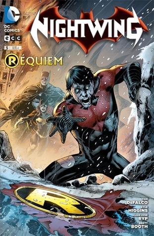 Nightwing 05: Réquiem (Nightwing Nuevo Universo DC, #5)  by  Kyle Higgins