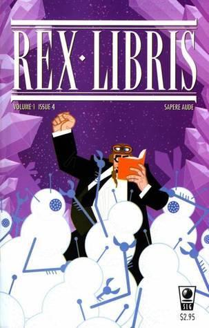 Rex Libris, Volume 1, Issue 4 James Turner