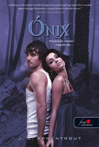 Ónix (Lux, #2) Jennifer L. Armentrout