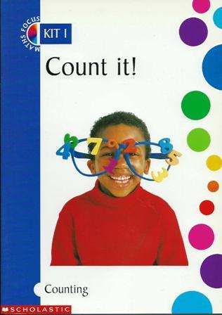 Count It! - Maths Focus on Counting: Years 1 - 2  by  Jenny Mitchell