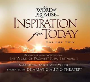 Word of Promise Inspiration for Today, Volume 2  by  Thomas Nelson Publishers