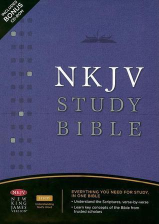 NKJV Study Bible- [With CDROM]  by  Earl D. Radmacher
