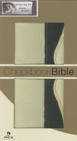 Checkbook Bible-NCV-Magnetic Closure  by  Anonymous