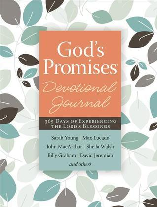 Gods Promises Devotional Journal: 365 Days of Experiencing the Lords Blessings  by  Jack Countryman