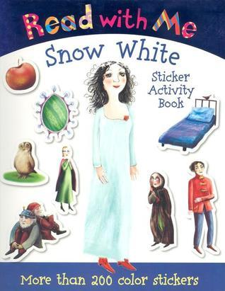 Snow White: Sticker Activity Book  by  Nick Page